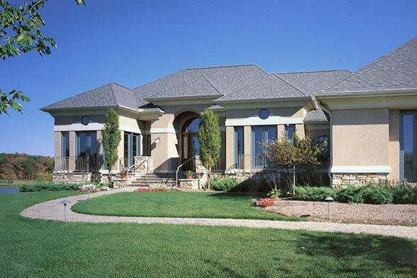 Portfolio 7 g a white homes for Liberty hill custom home builders