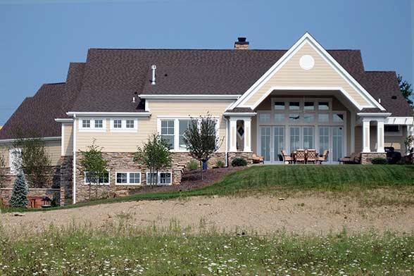Portfolio 10 g a white homes for Liberty hill custom home builders
