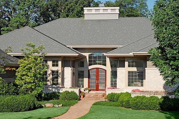 Portfolio 13 g a white homes for Liberty hill custom home builders