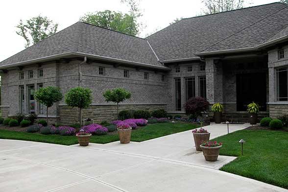 Portfolio 14 g a white homes for Liberty hill custom home builders