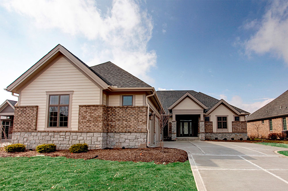 Portfolio 23 g a white homes for Liberty hill custom home builders