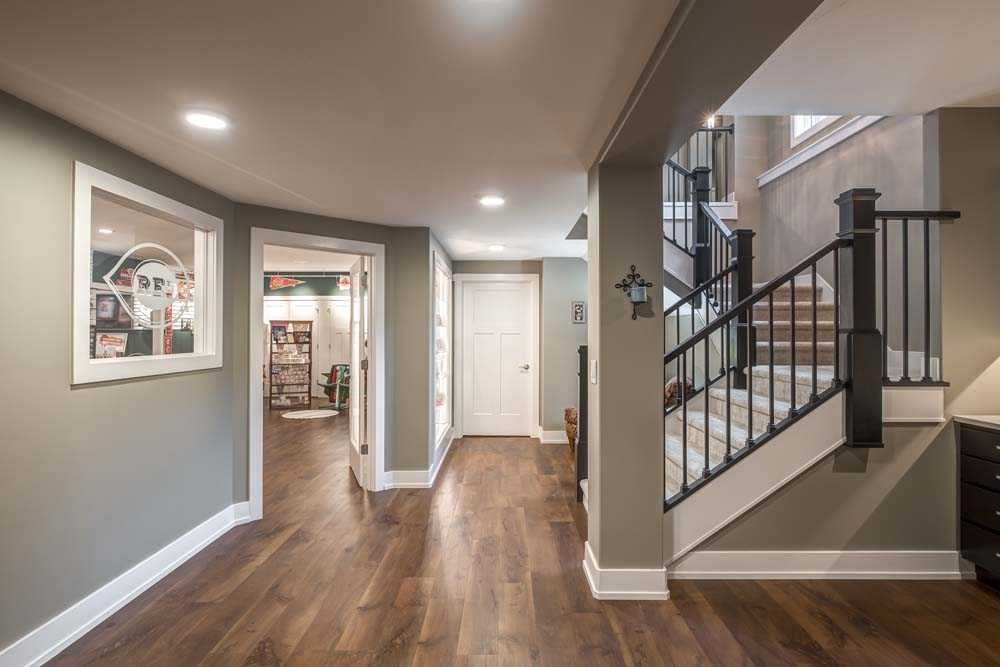 Amys Ridge 2075 basement