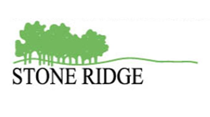 stone ridge logo
