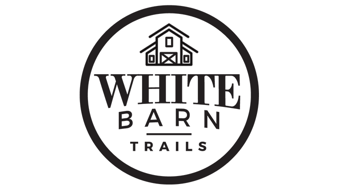 white barn trails logo