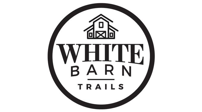 white barn trails logo